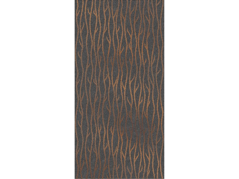 Glass mosaic BRANCHES ROSE GOLD by Mutaforma