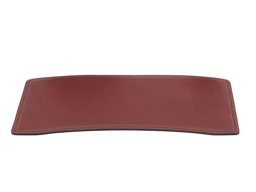 Bonded leather Desk pad BRANDO by LIMAC design FIRESTYLE