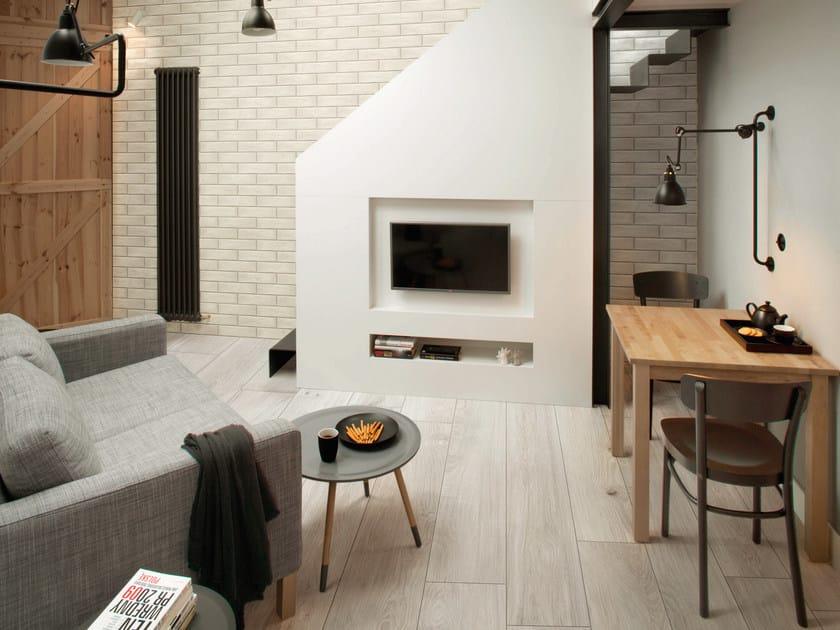 Indoor porcelain stoneware wall/floor tiles BRICCO by MARAZZI