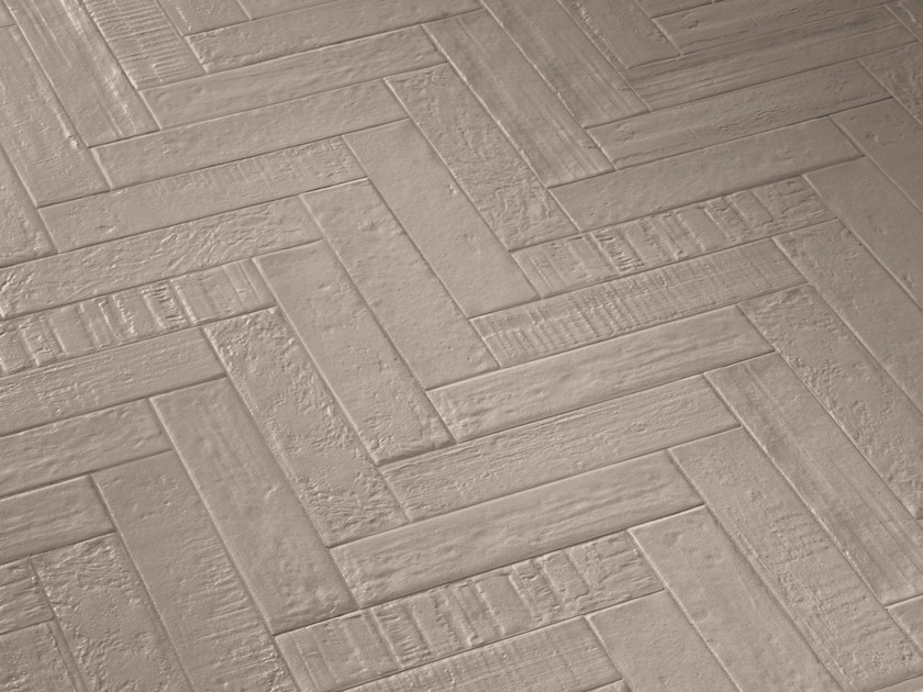 Indoor Porcelain Stoneware Wall Floor Tiles With Brick Effect Design Seta By Emilceramica