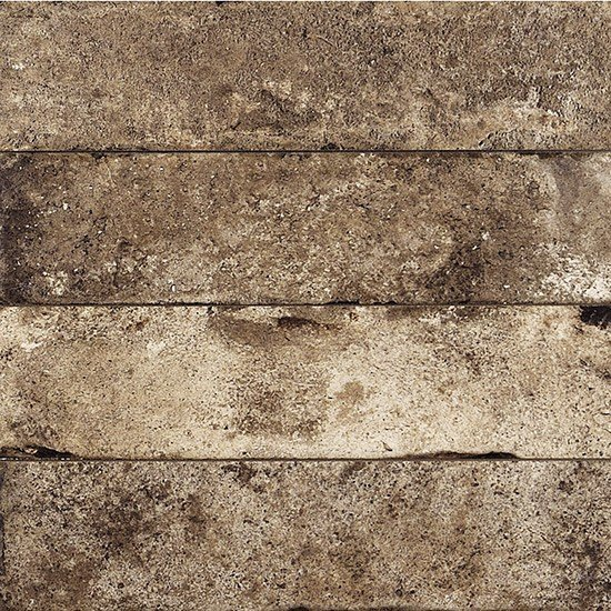 Porcelain stoneware wall/floor tiles with stone effect BRICKLANE BRUNO by Ceramiche Coem