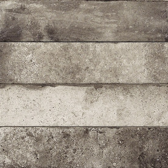 Porcelain stoneware wall/floor tiles with stone effect BRICKLANE CEMENTO by Ceramiche Coem