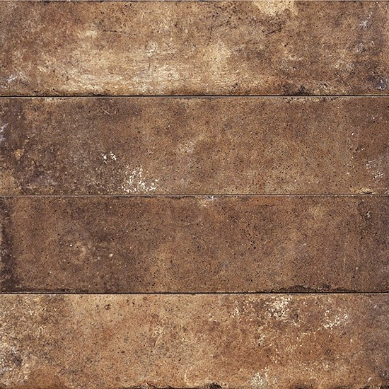 Porcelain stoneware wall/floor tiles with stone effect BRICKLANE COTTO by Ceramiche Coem