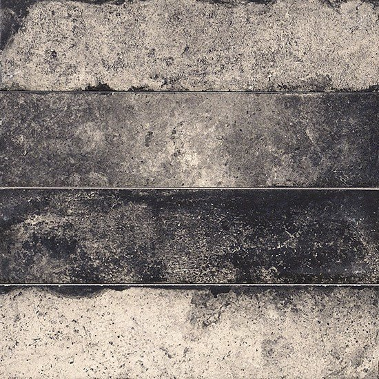 Porcelain stoneware wall/floor tiles with stone effect BRICKLANE NERO by Ceramiche Coem