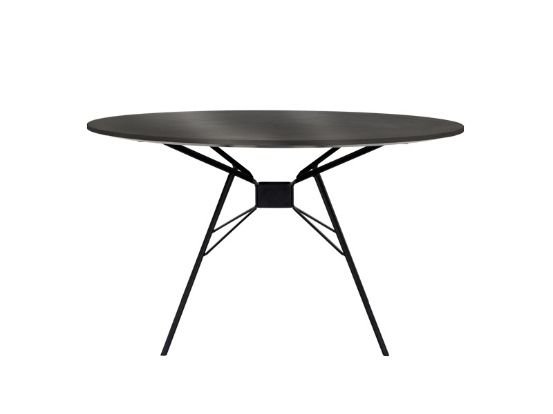 Round dining table BRIDGE | Round table by Novel Cabinet Makers