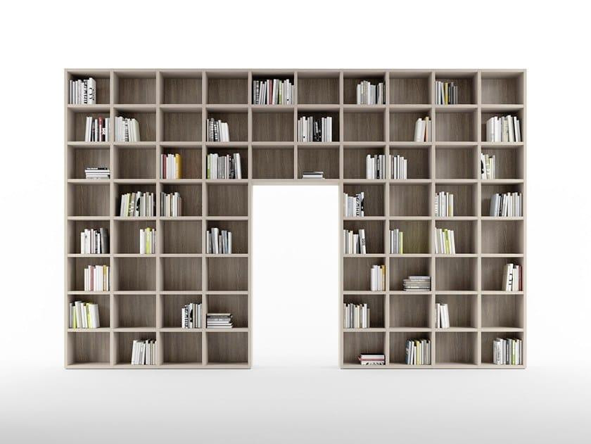 Libreria a ponte By Cinquanta3