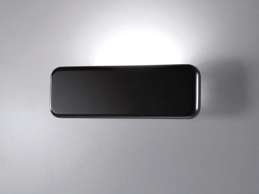 LED MDF wall light BRIK | Wall light by NOIDESIGN