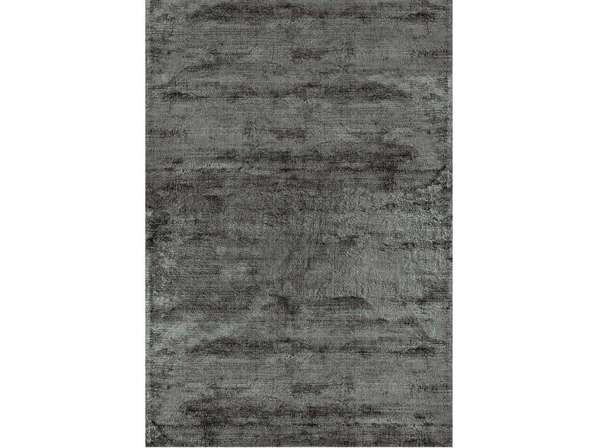 Hand-loomed rugs BRINA CHARCOAL by Sirecom