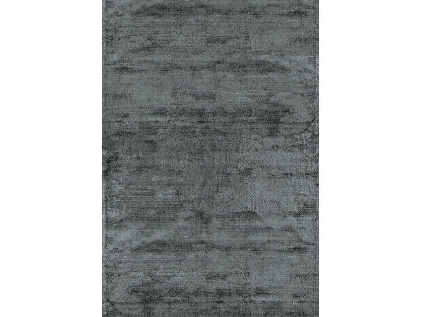 Hand-loomed rugs BRINA ZINC by Sirecom