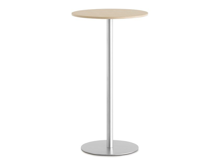 Round high table BRIO | High table by Lapalma