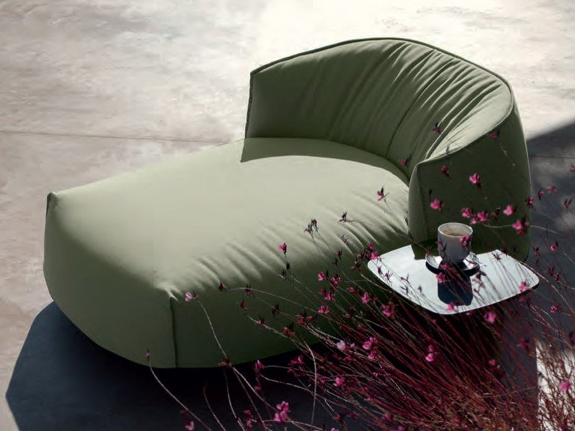 Sunbrella® garden daybed BRIONI | Garden daybed by Kristalia