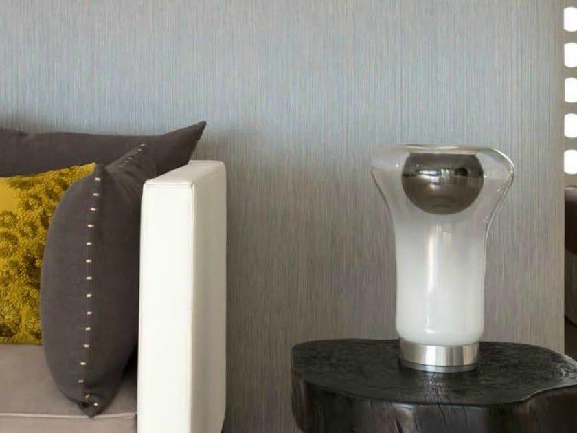 Indoor non-woven paper wall tiles BRISE by Élitis