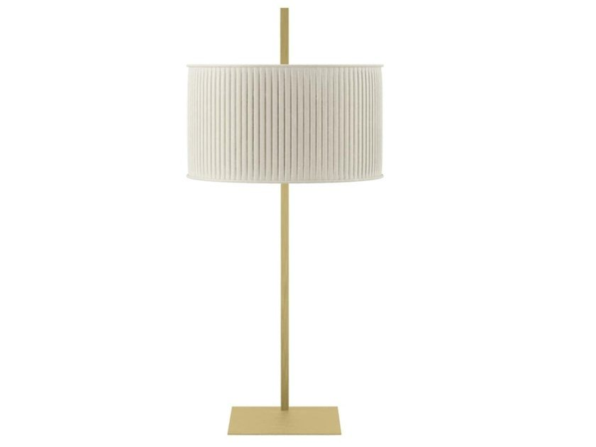 Direct light brass table lamp BRISTOL by FRATO