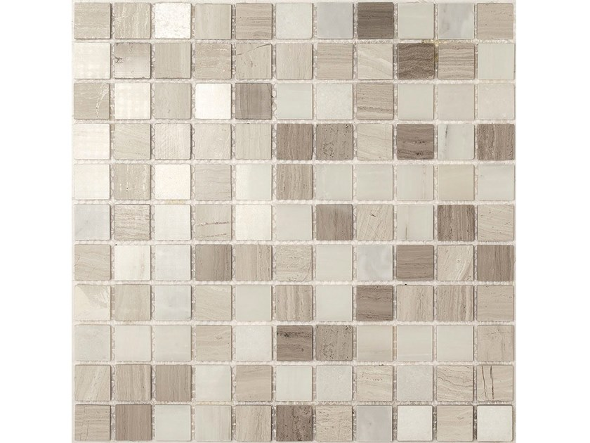 Stone mosaic BRISTOL WOODEN by BOXER