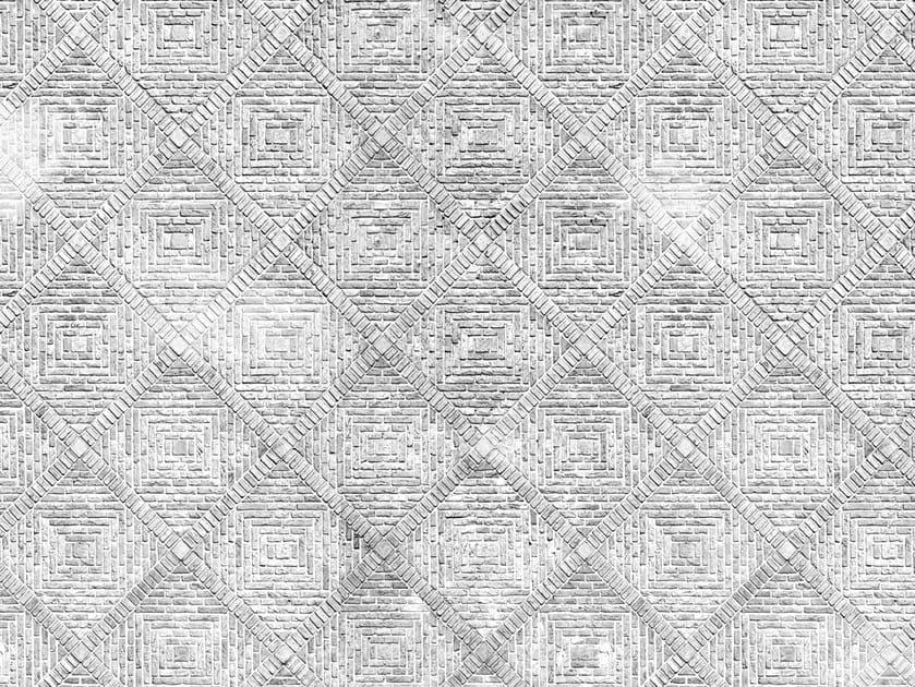 Wallpaper / floor wallpaper BRIXTON by Texturae