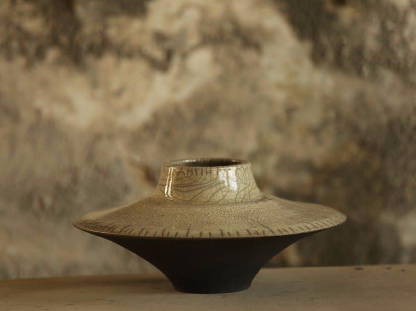 Terracotta vase BROMO LARGE VASE by Domani