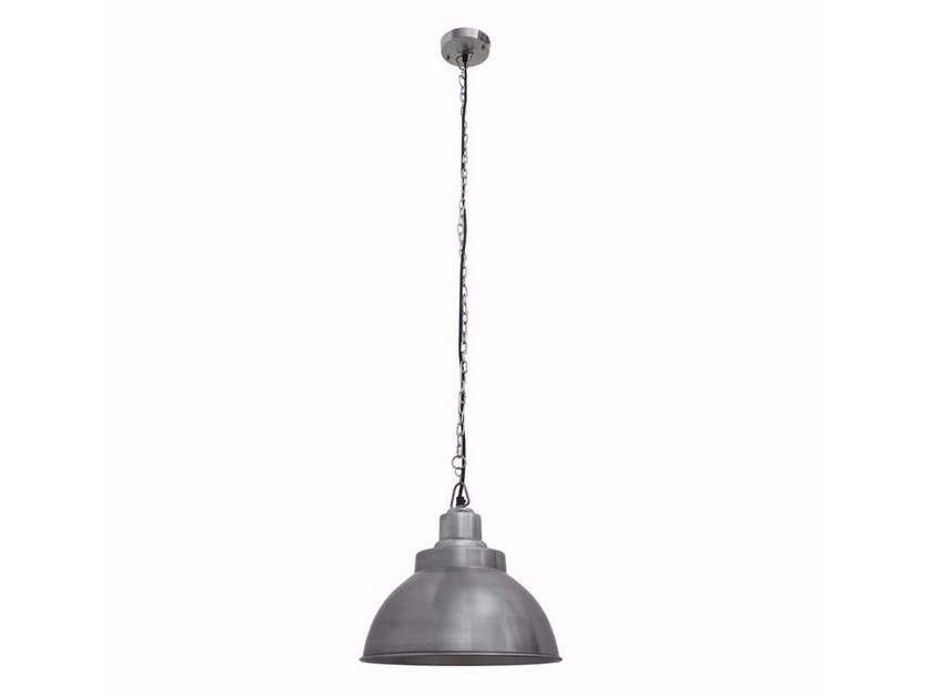 Iron pendant lamp BROOKLYN DOME | Pendant lamp by Industville