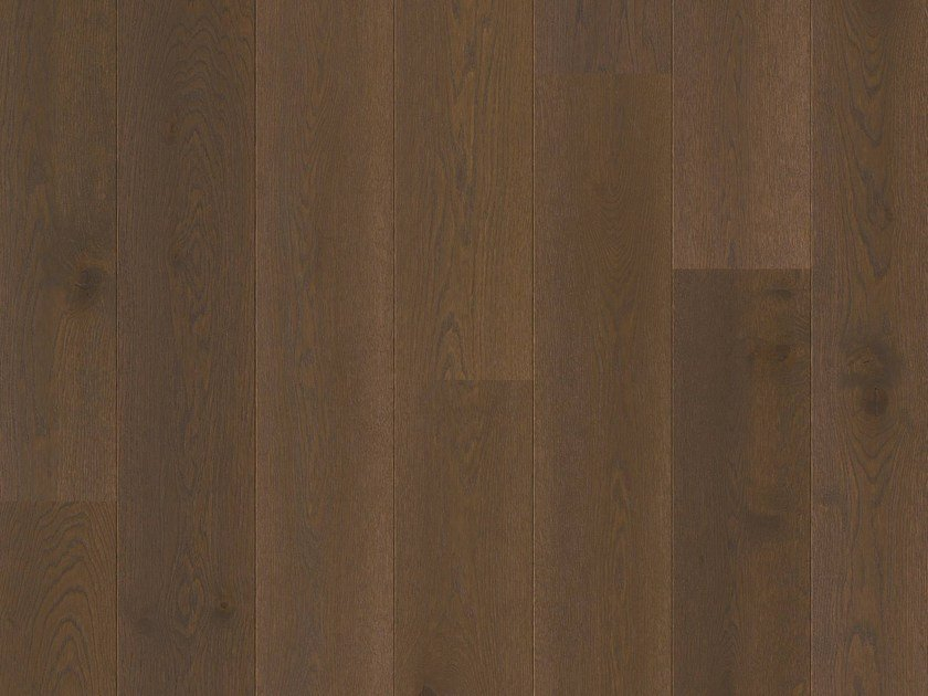 Brushed oak parquet BROWN OAK by Pergo