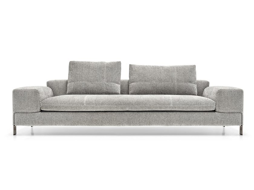 Fabric sofa BROWN SUGAR | Fabric sofa by Arketipo