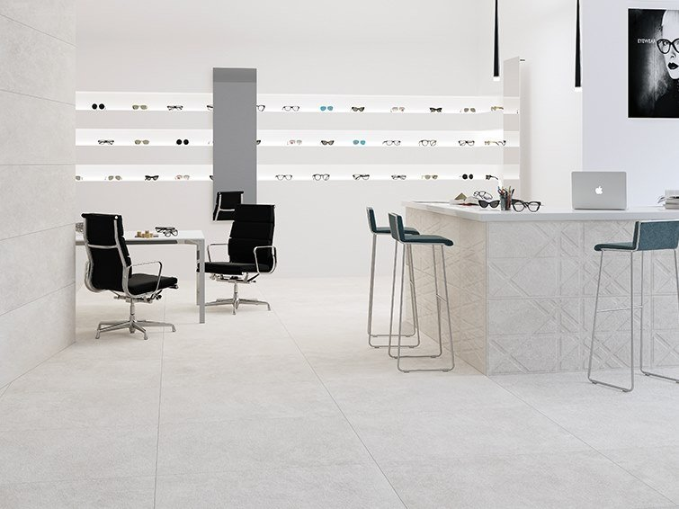 Porcelain wall/floor tiles with marble effect BRUGGE by ITT Ceramic