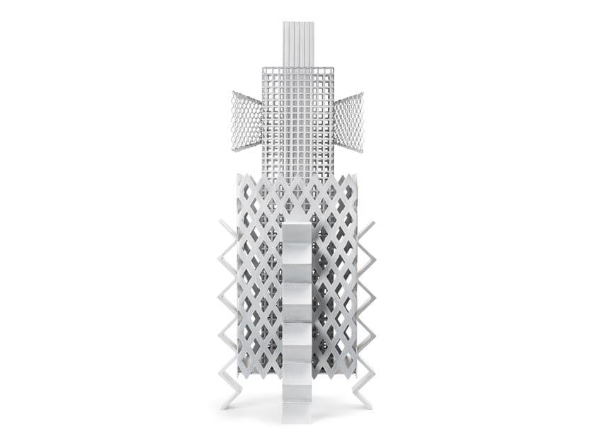 Aluminium sculpture BRUTO by altreforme