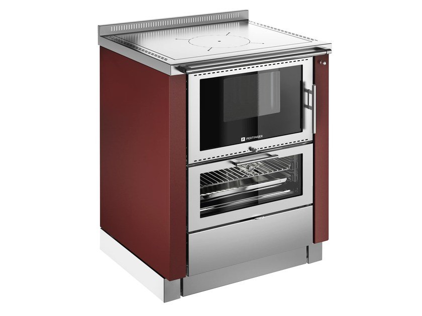 Stainless steel kitchen unit ÖKOALPIN BU by PERTINGER