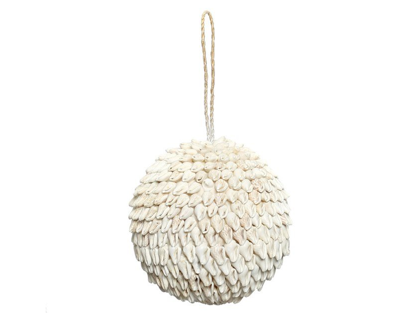 Wooden hanging decoration BUBBLE BALL by Bazar Bizar