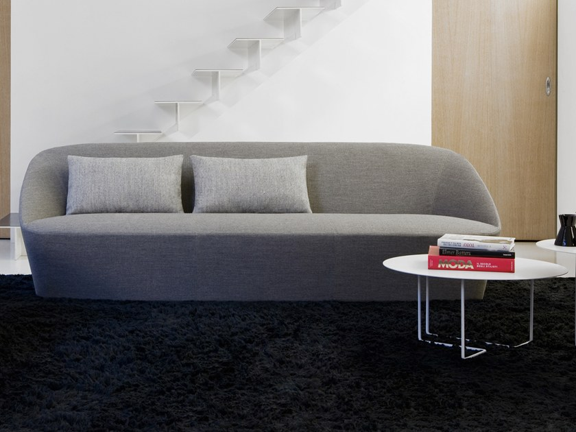 3 seater fabric sofa BUCKET by spHaus