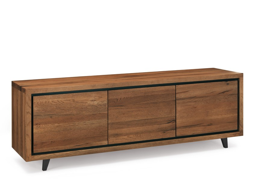 Wooden sideboard BUDDY | Sideboard by Oliver B.