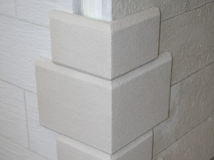 Wall coping BUGNATO by Wall System