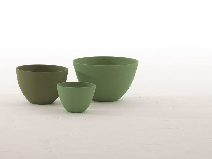 Ceramic centerpiece BULBO by Tonin Casa