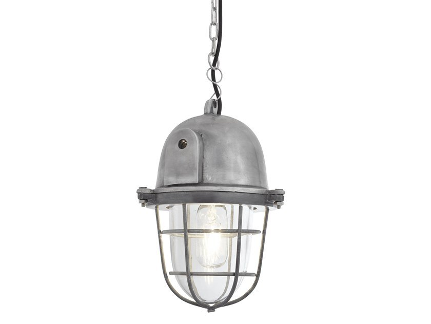 Lampada a sospensione per esterno in alluminio BULKHEAD | Lampada a sospensione by Industville