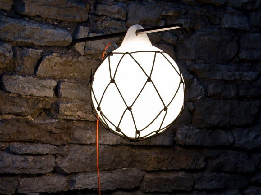 LED polyethylene outdoor pendant lamp BUOY | Outdoor pendant lamp by Väliala