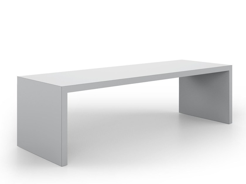 Rectangular HPL table BUSINESS | Table by De Rosso