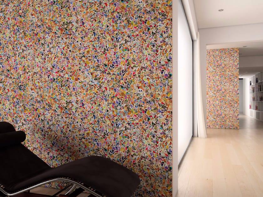 Motif washable vinyl wallpaper BUTTERFLYING by GLAMORA