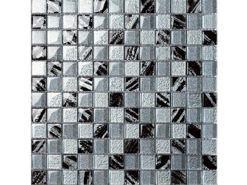 Glass mosaic BYBLOS by BOXER