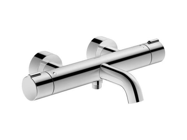 External thermostatic bathtub mixer C.1 | External bathtub mixer by Duravit