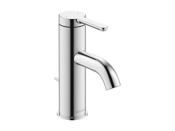 Single handle washbasin mixer with pop up waste C.1 | Washbasin mixer with pop up waste by Duravit