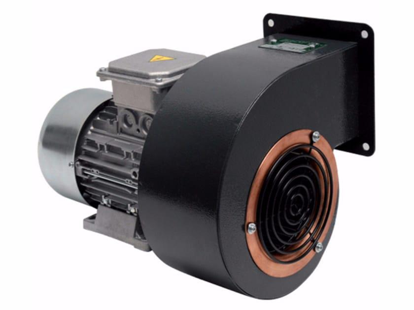 Aspiratore centrifugo per ambienti potenzialmente esplosivi C 30/4 T ATEX GR II CAT 2G/D B T4/135 X by Vortice