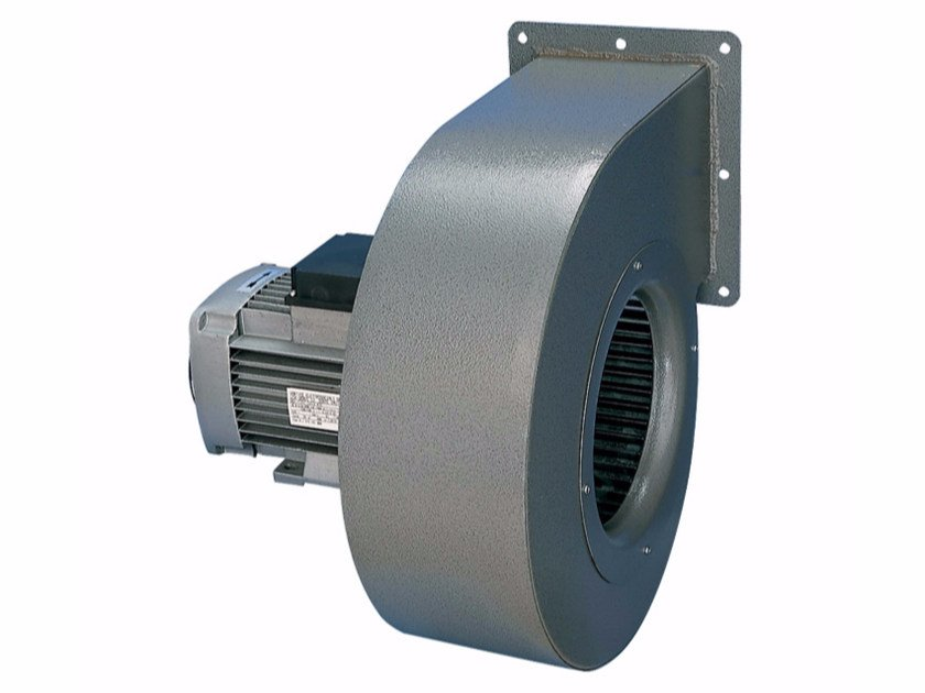 Industrial centrifugal extractor fan C 46/4 T E by Vortice