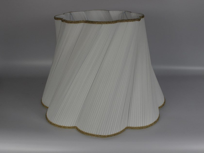 Pleated fabric lampshade C005 | Lampshade by Ipsilon PARALUMI