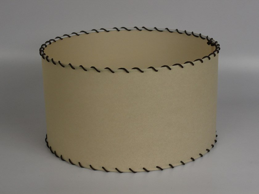 Parchment paper lampshade C014 | Lampshade by Ipsilon PARALUMI
