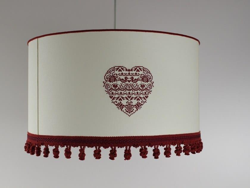 Fabric lampshade C019 | Lampshade by Ipsilon PARALUMI