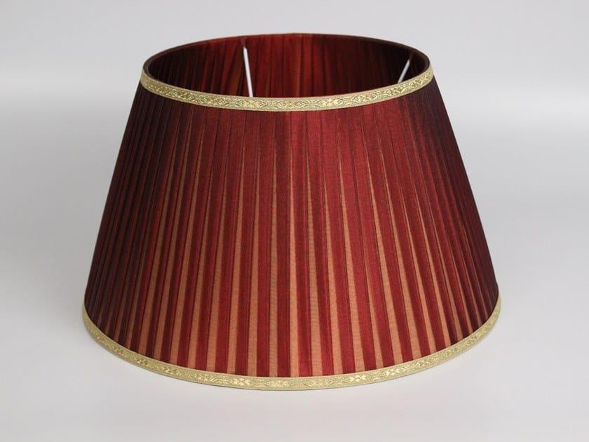 Pleated organza lampshade C020 | Lampshade by Ipsilon PARALUMI
