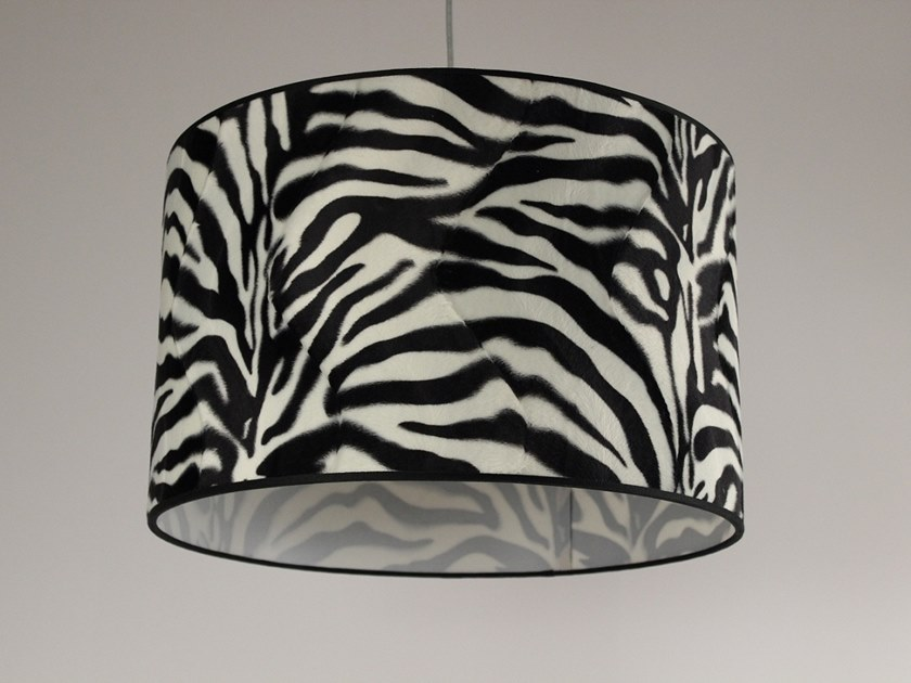 Imitation leather lampshade C023 | Lampshade by Ipsilon PARALUMI