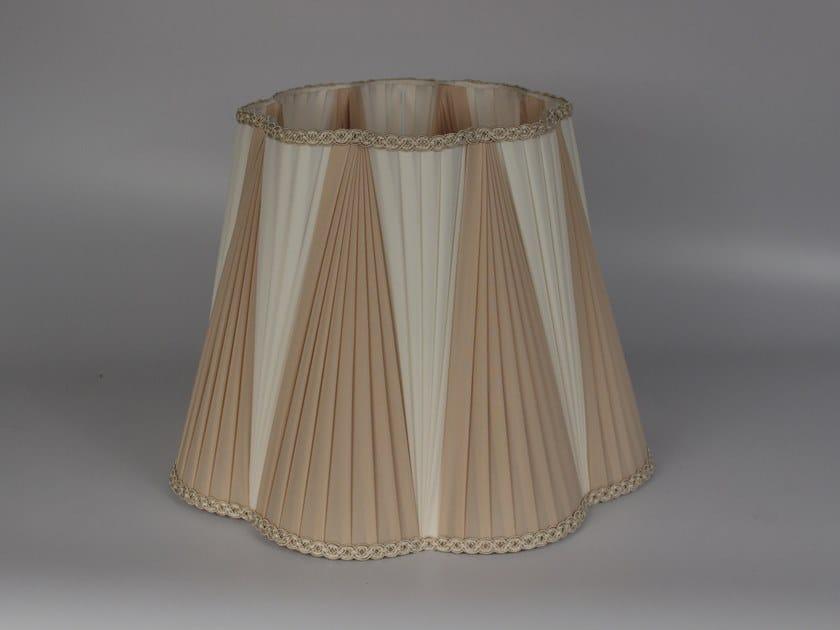 Pleated fabric lampshade C024 | Lampshade by Ipsilon PARALUMI