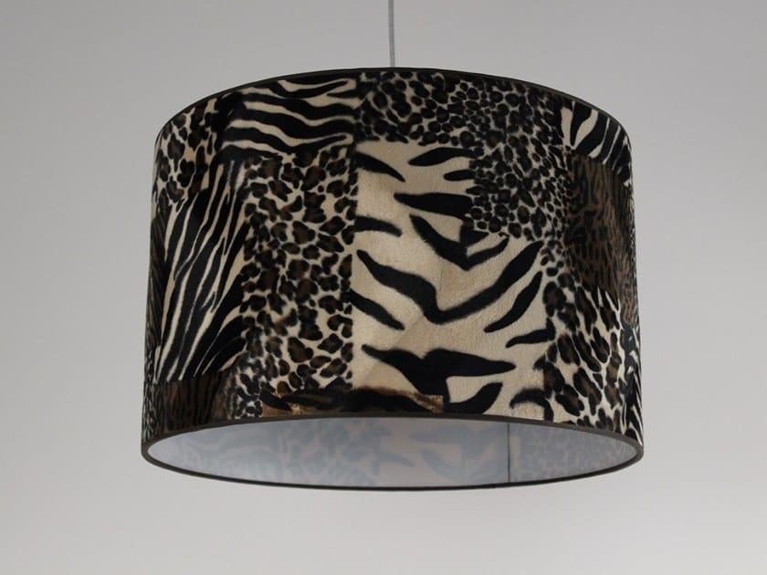 Horse hide lampshade C028 | Lampshade by Ipsilon PARALUMI