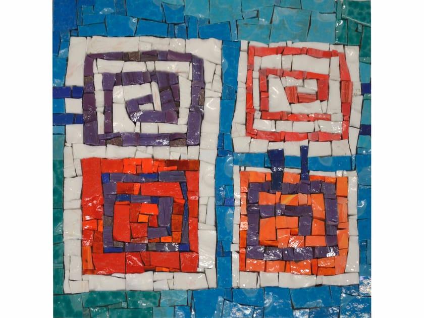 Marble mosaic C1 by FRIUL MOSAIC