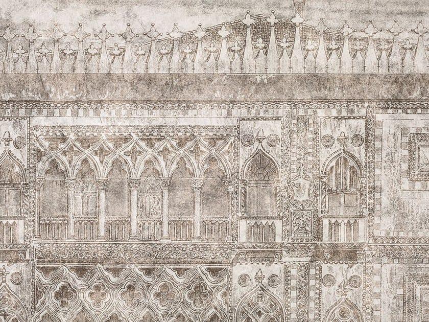 Digital printing landscape wallpaper CA' D'ORO by NANNI GIANCARLO & C.