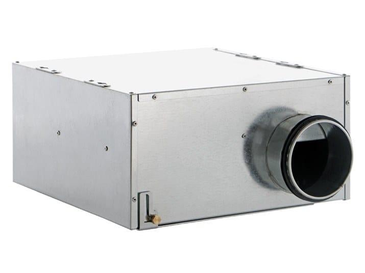 Aspiratore centrifugo da condotto CA IL 125 by Vortice